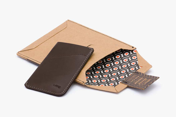 Bellroy Card Sleeve Java