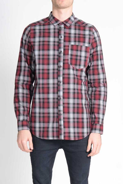 Neuw LDR Check Shirt Port Check