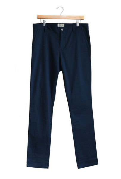 The Daily Co - Navy Chino