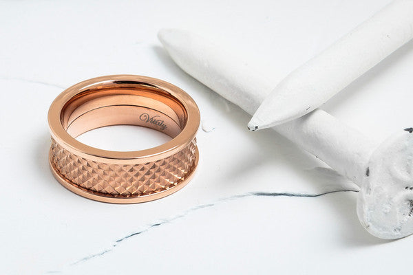 Vitaly Diamond Rose Gold