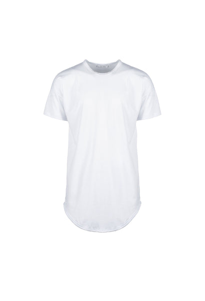 Kollar Essential Scoop Tee - White