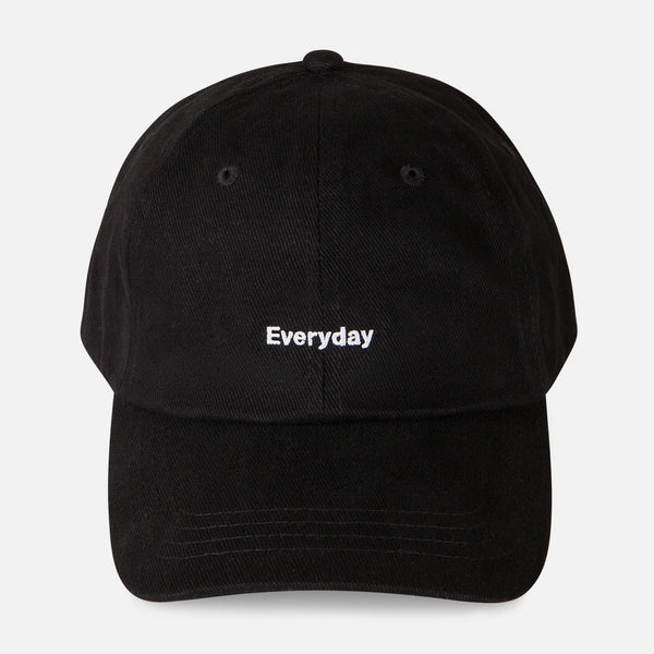 Vitaly Everyday Hat - Black