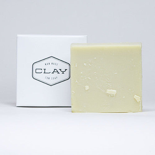 Clay Soap - Lime & Bergamot