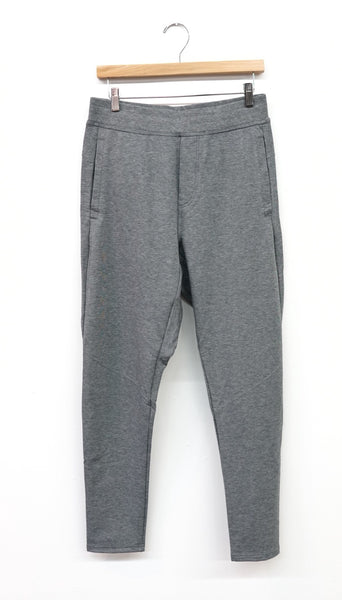State Concepts Drive-Release French Terry Track Pant Grey