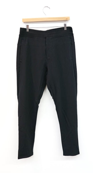 State Concepts Drive-Release French Terry Track Pant True Black
