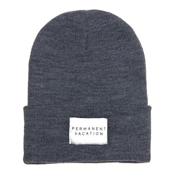Permanent Vacation Toque Charcoal