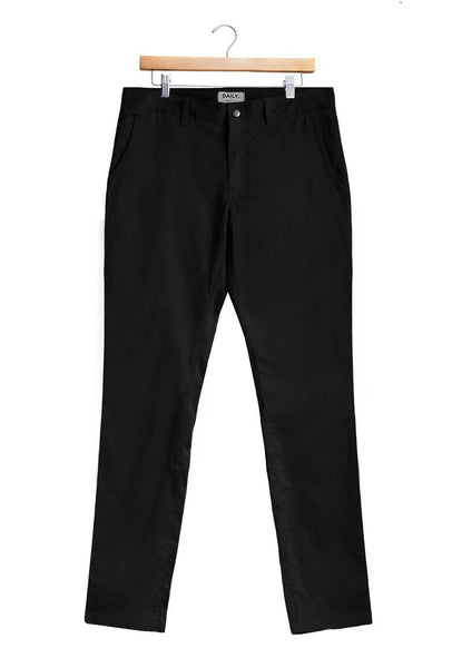 The Daily Co- Black Chino