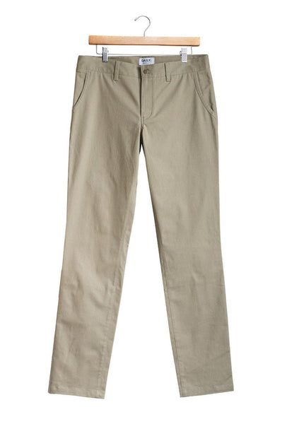 The Daily Co- Khaki Chino