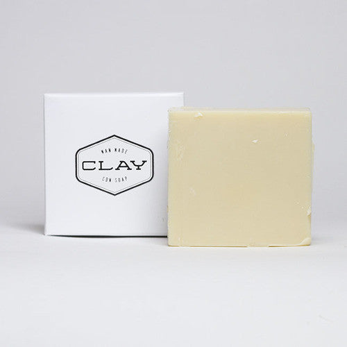 Clay Soap - Eucalyptus & Grapefruit
