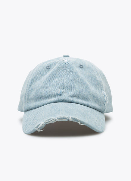 Zanerobe Future Curved Brim Blonde Denim