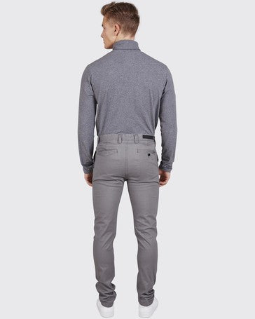 Minimum Norden Pant Silver Grey
