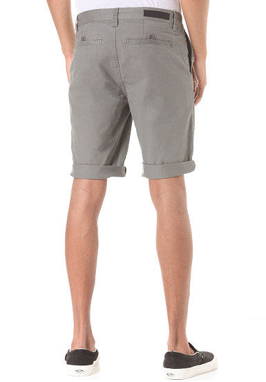 Minimum Frede Shorts Silver Grey