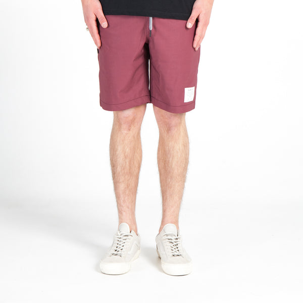 Fairplay Peeter Short- Maroon