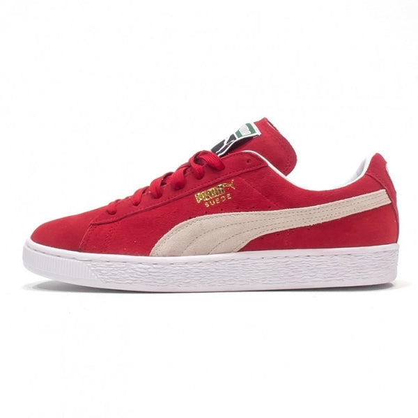 Puma Suede Classic Team Regal Red-White