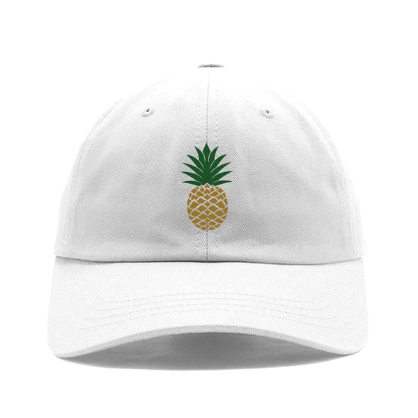 Permanent Vacation Pineapple White