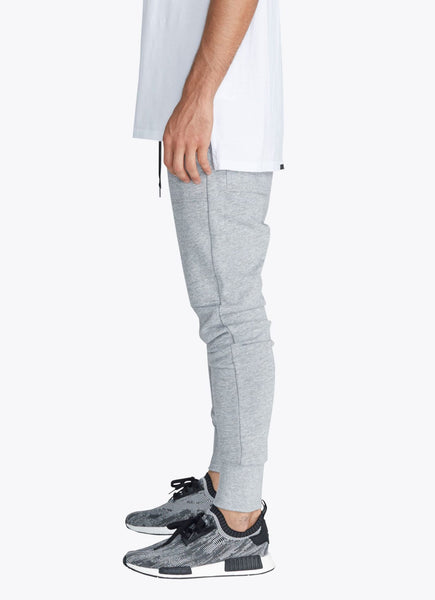 Zanerobe Blockshot Fleece Grey Marle