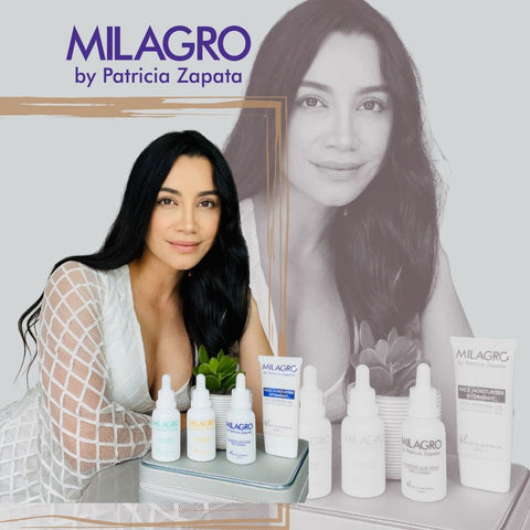 about Milagro organic skincare