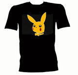 Pikachu Playboy Shirt Black