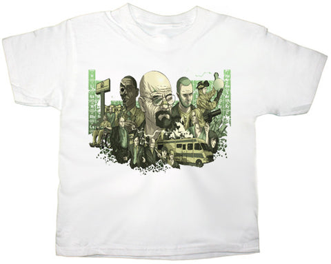 Breaking Bad Mural t-shirt