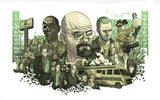 Breaking Bad Mural logo