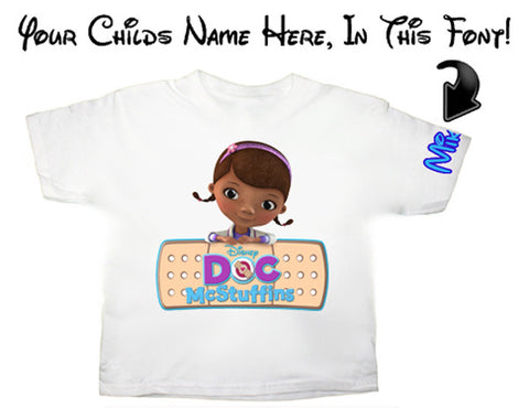 Disney Jr's Doc McStuffins