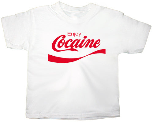 Enjoy Cocaine Shirt