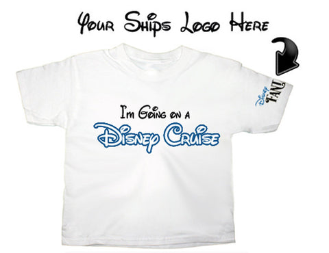 Going on Disney Cruise Shirt