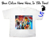 Lego Movie T Shirt White