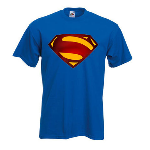 Superman Logo Movie Shirt