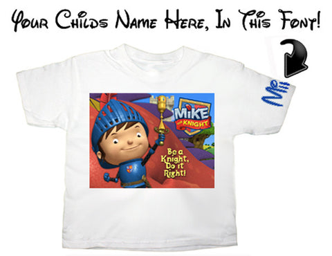 Mike the Knight Shirt