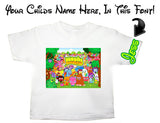 Moshi Monsters T Shirt