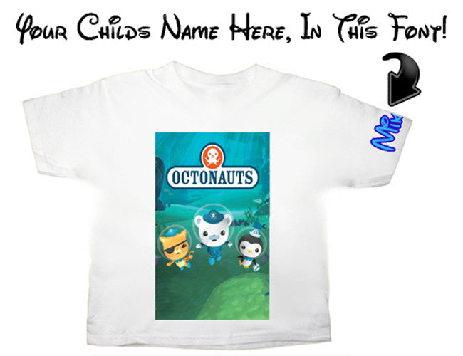 Octonauts T Shirt