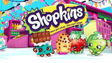 Shopkins shirt with Custom Childs Name T Shirt