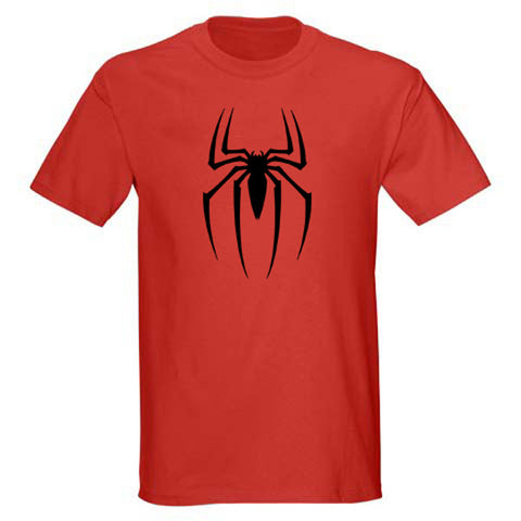 Amazing Spiderman Shirt Red