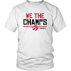 Toronto Raptors 2019 Champion shirts