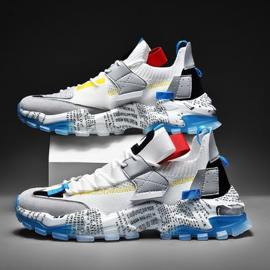 New Fashion Retro Sneakers Men