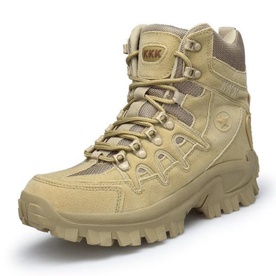 Men's Military Boot Combat Mens Ankle Boot