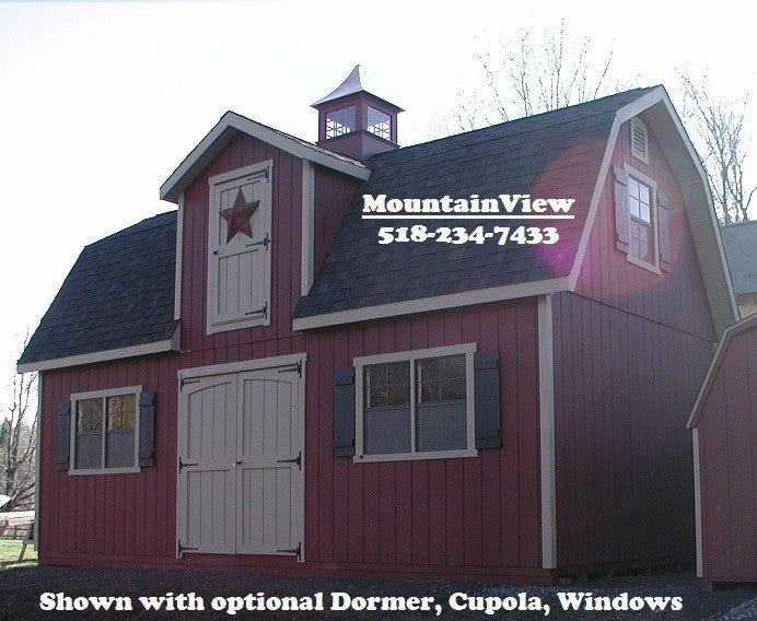 two story barn oneonta ny shed