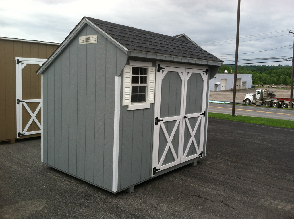 Mini Quaker Utility Shed
