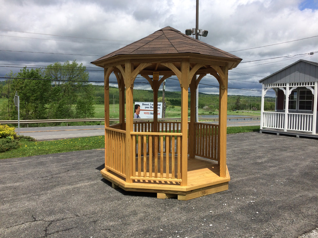 8' Majestic Gazebo