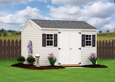 Backyard Vinyl Cottage