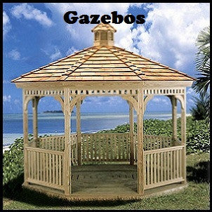 Amish Custom Gazebos New York