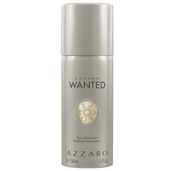 Azzaro Wanted Spray Deodorant 150ml