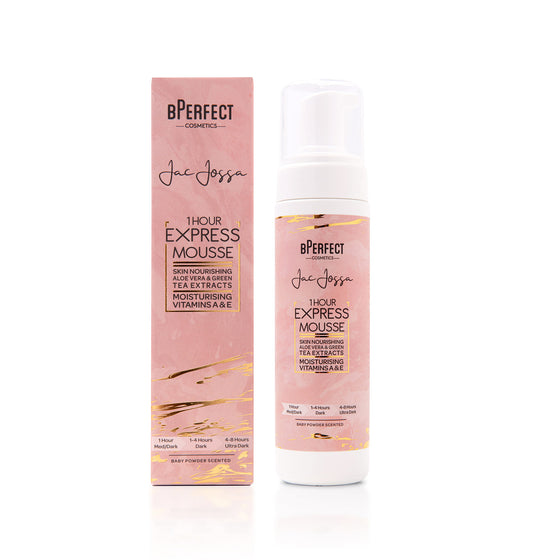 BPerfect Jac Jossa 1 Hour Express Mousse Tan 200ml