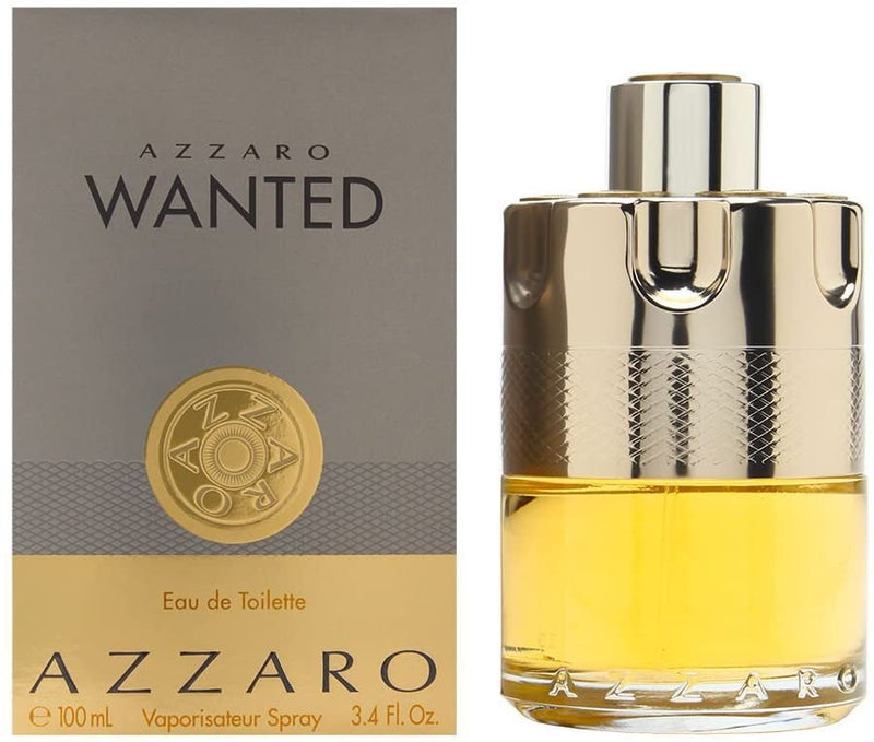 Azzaro Wanted For Him Edt 50ml