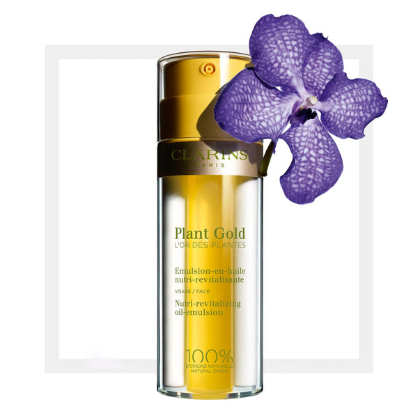Clarins Plant Gold Face Emulsion