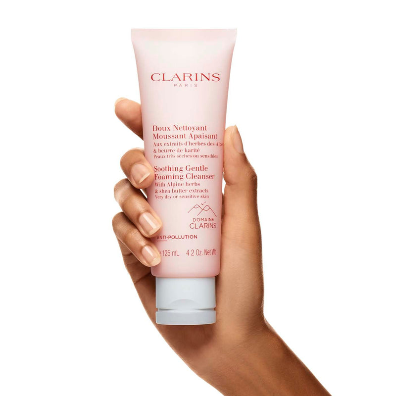Clarins Soothing Gentle Foaming Cleanser 125ml