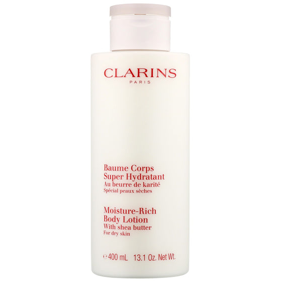Clarins Moisture Rich Body Lotion 400ml Special Offer
