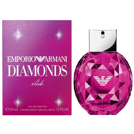 Emporio Armani Diamonds Club Edt