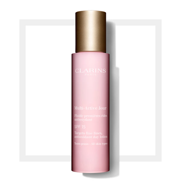 Clarins Multi Active Day Lotion 15
